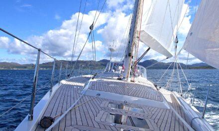 Hvor stor en båd må man sejle med duelighedsbevis