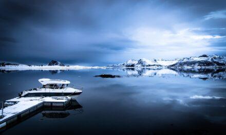 Vinteropbevaring af båd